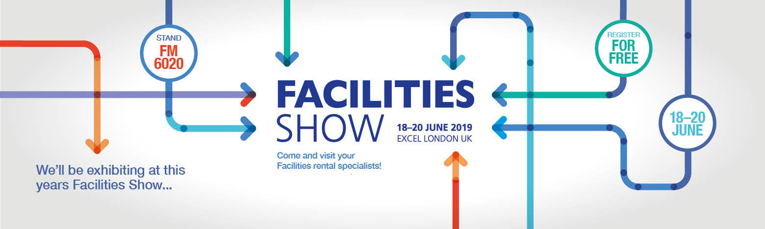 Carrier Rental Systems are exhibiting at this years Facilities Show