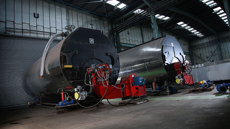 Specialist Steam Hire Solutions