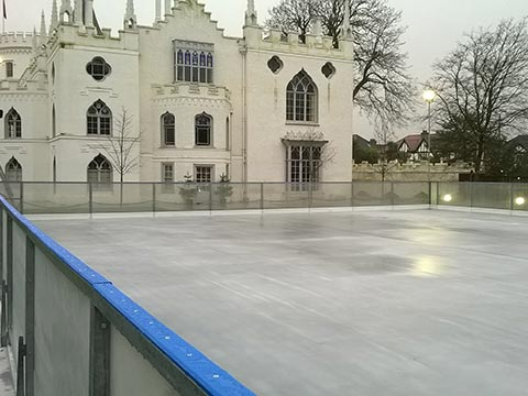 Temporary Ice Rink Hire