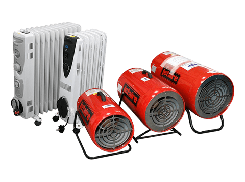 Heater Hire