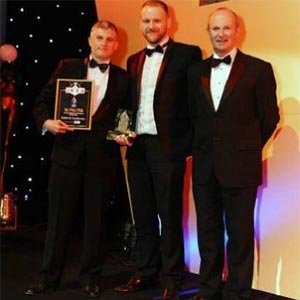"Carrier chiller named ""Air Conditioning Product of the Year"" in the UK National ACR Awards"