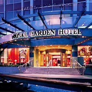 CRS delivers fast-track air conditioning hire solution for Kensington's Royal Garden Hotel
