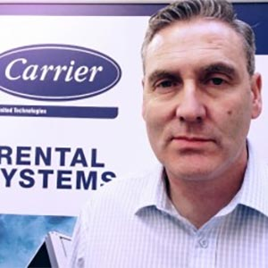 Carrier Rentals expands in Ireland to meet growing demand from pharmaceuticals, food and IT companies