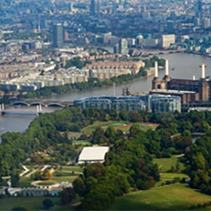 Carrier Rental Systems supplies major district cooling and heating scheme in Battersea, London