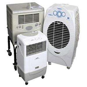 New Evaporative Cooler Range