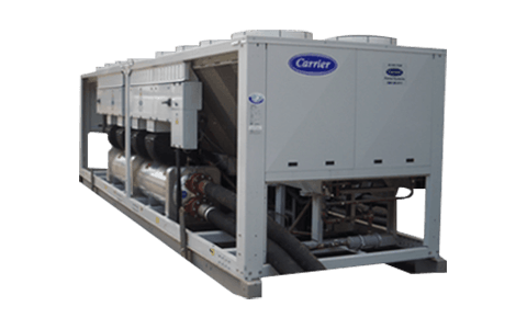 Crs 1202kw Chiller Hire