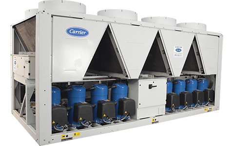 Crs 522kw Chiller Hire